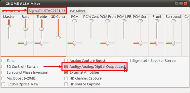 SOUND BLASTER AUDIGY UBUNTU DRIVERS (2019)