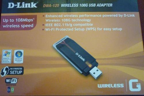 D-LINK WIRELESS 108G DWA-120 USB ADAPTER DRIVERS FOR MAC