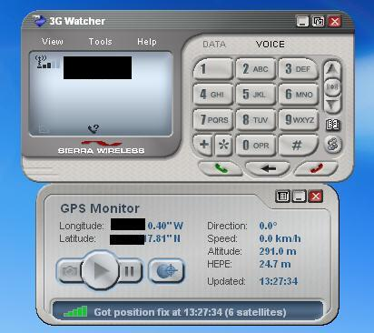 SIERRA WIRELESS 3G WATCHER DOWNLOAD DRIVER